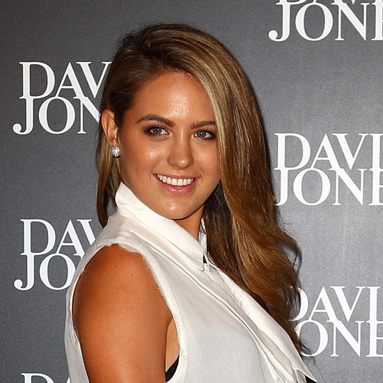Well. Jesinta sported what is basically the perfect blow-dry in February this year.