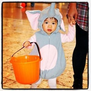 Kids' Halloween Costume Instagram Pictures