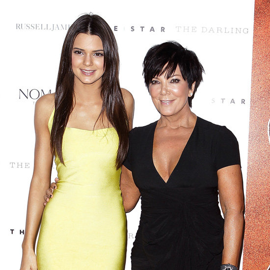Kris and Kendall Jenner Pictures at Book Launch in Sydney