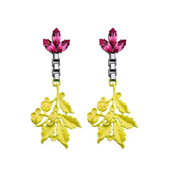Earrings, approx $421, Mawi at Moda Operandi