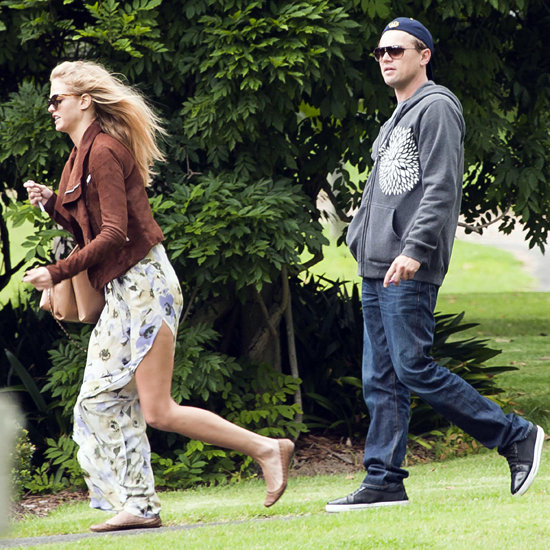 Erin Heatherton, Leonardo DiCaprio Break Up