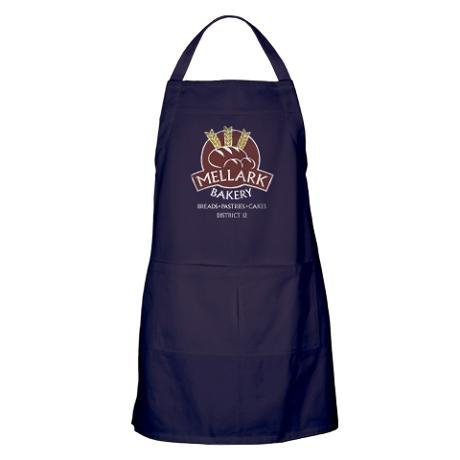 The Hunger Games Mellark Bakery Apron ($28)
