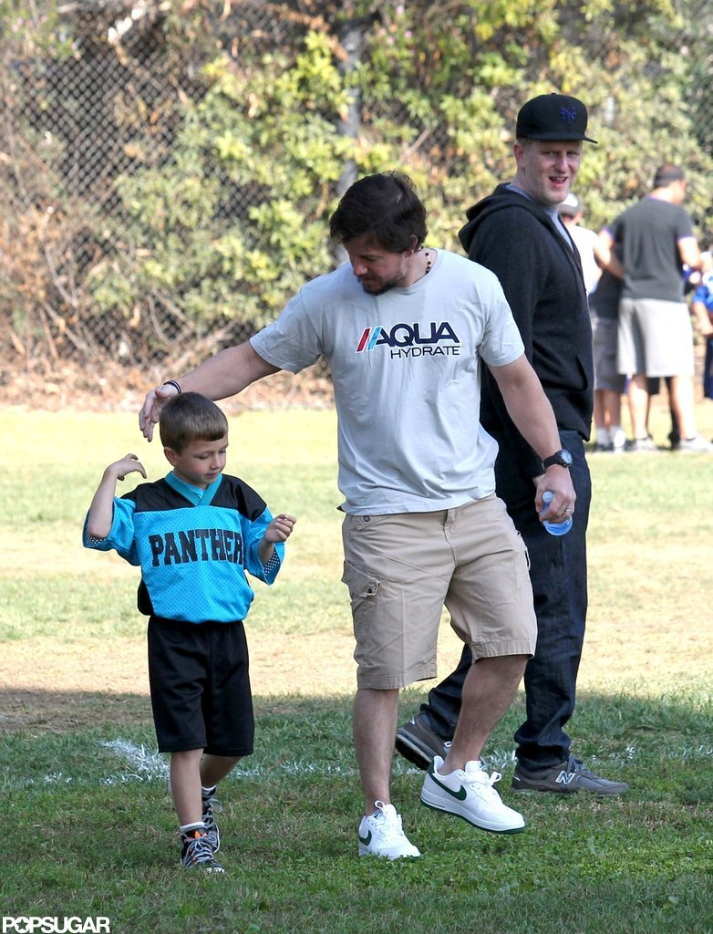 Wahlberg Michael Mark Wahlberg And Michael