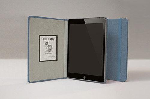 Monogrammed DODOCase iPad Mini Cover