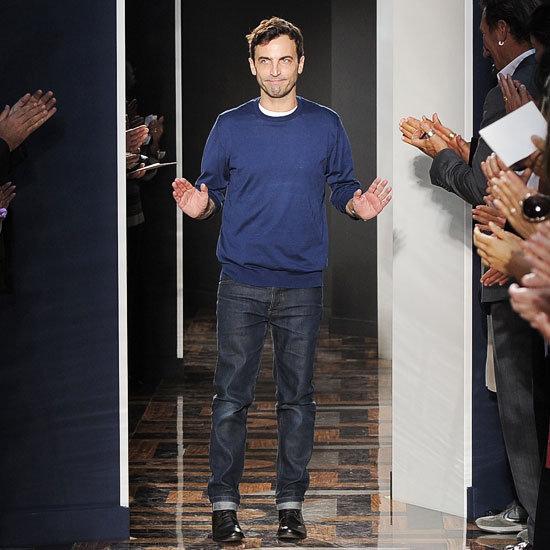 Nicolas Ghesquiere Is Leaving Balenciaga