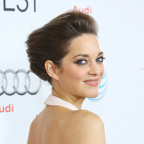 How to Do Marion Cotillard's French Roll Hairstyle