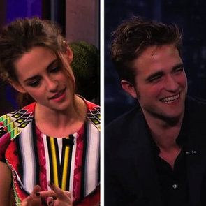 Kristen Stewart on Jay Leno, Robert Pattinson on Kimmel