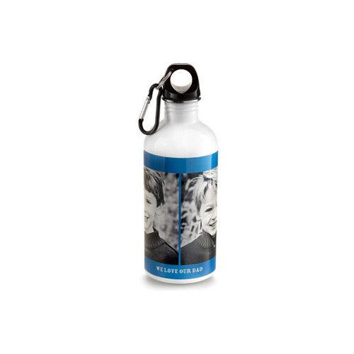 Custom Photo Water Bottle