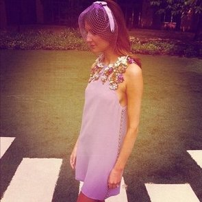2012 Celebrity Melbourne Cup Pics From Twitter & Instagram