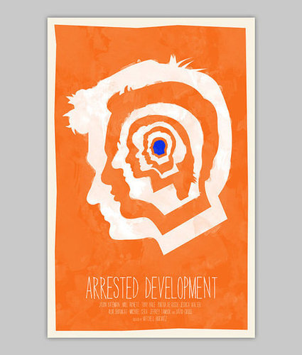 Arrested Development Poster ($20)