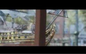 Adventures of Tin Tin Trailer