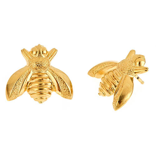 Tiny gold studs are the way to my heart, and these Emily Elizabeth Bee Stud Earrings ($30) give a nod to my nickname, B. — Britt Stephens, assistant editor