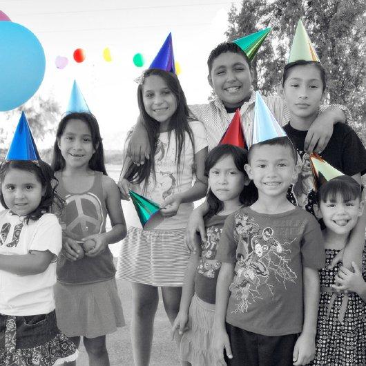 Low-Key Kid Birthday Parties