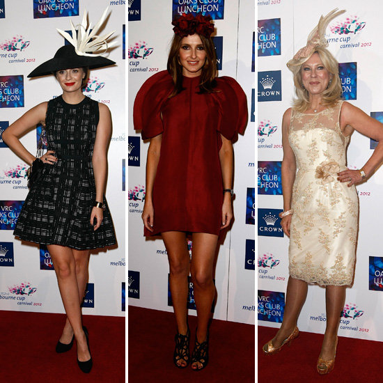 Mischa, Kate and More Gather For an Oaks Day Luncheon in Melbourne