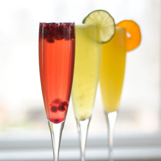 Fun Champagne Cocktail Ideas