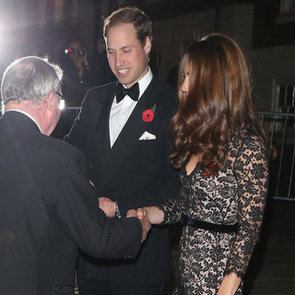 Kate and William at the 600th Anniversary of St. Andrews