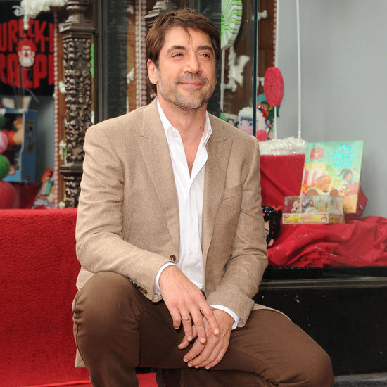 Javier Bardem Gets a Star on Hollywood Walk of Fame   Photos
