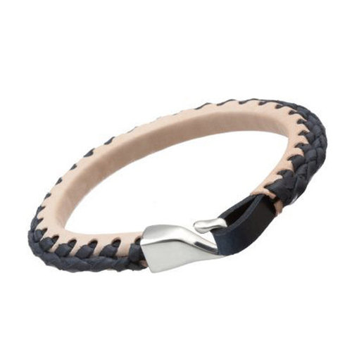 This may not be the first time I've wanted a Miansai bracelet, and I am fairly confident it won't be the last. The Leather Laxey Bracelet ($130) has that go-with-everything appeal that will elevate any look as you throw it on going out the door.  — Robert Khederian, fashion editorial assistant