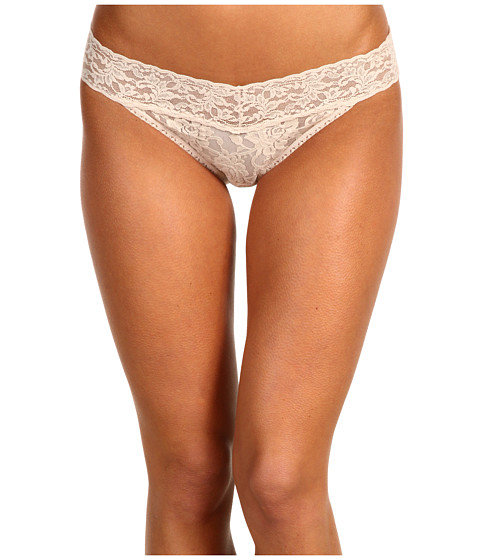 As far as thongs go, we always come back to these Hanky Panky ($50) for a fit we love that always ensures we'll never have to worry about panty lines.