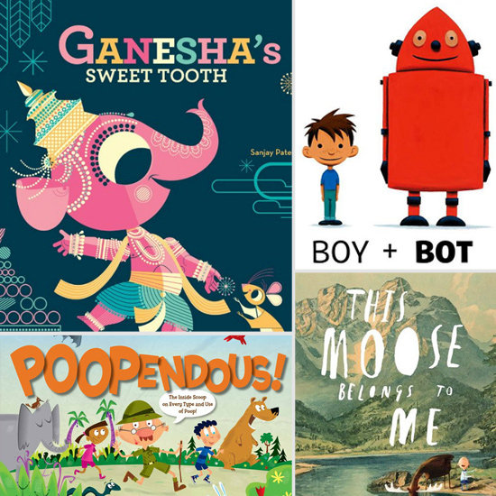 11 Cool New Kids' Books to Add to Your Library