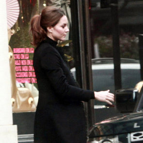 Kate Middleton Shops at Harvey Nichols | Pictures