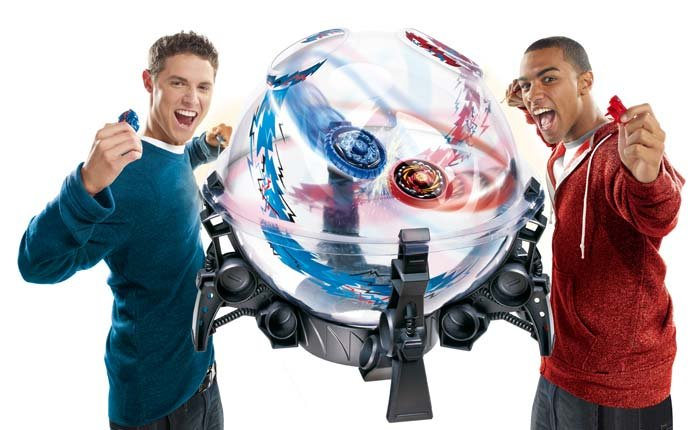 For 6-Year-Olds: Beyblade Destroyer Dome Set