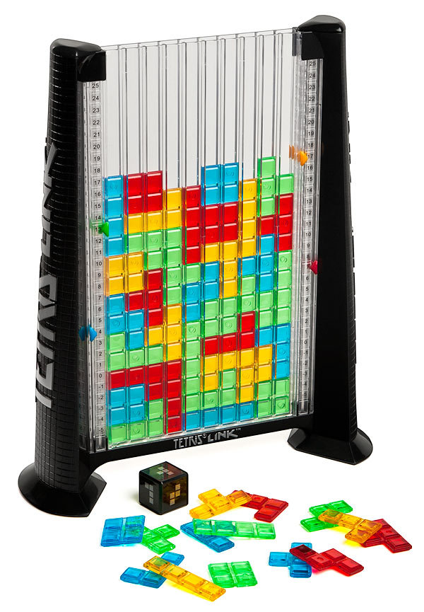 For 6-Year-Olds: Tetris Link