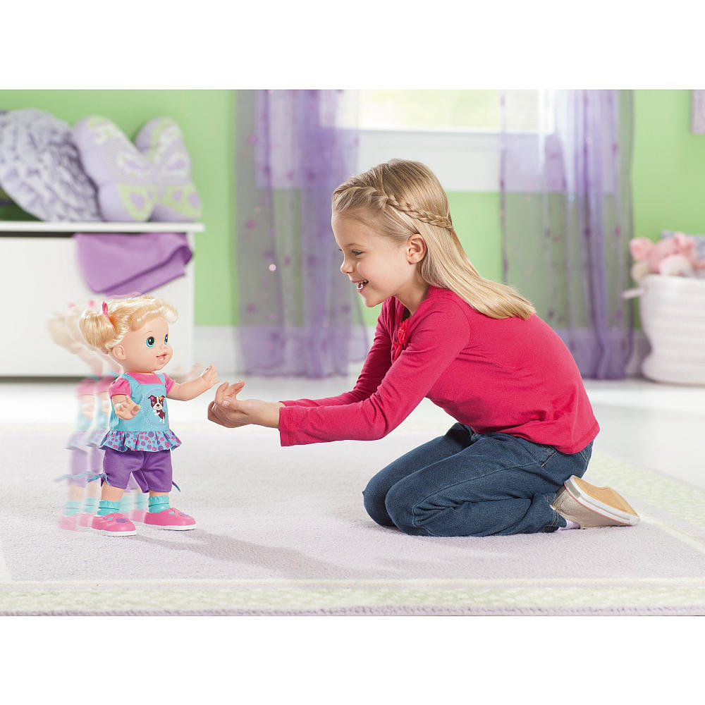 For 4-Year-Olds: Baby Alive Wanna Walk