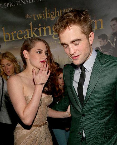 "Premiere Of Summit Entertainment's ""The Twilight Saga: Breaking Dawn - Part 2"" - Red Carpet"