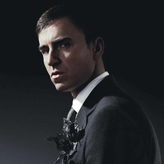 Raf Simons Dior Interview Vogue Australia December 2012