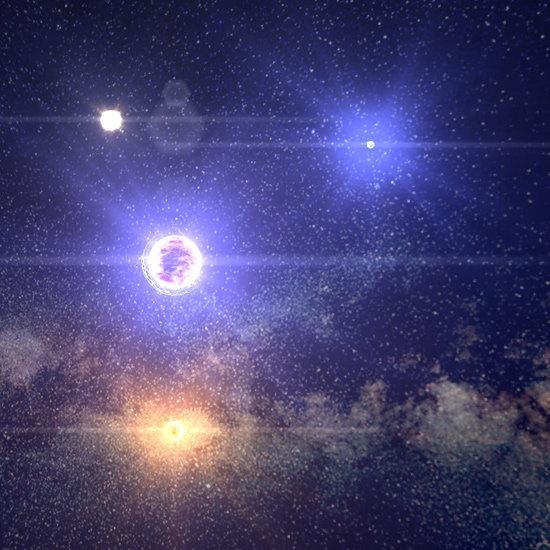 Google Chrome Star Experiment