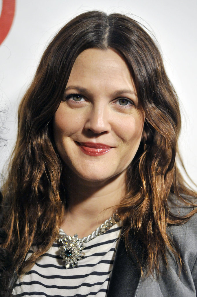 Drew Barrymore Steps Out to Celebrate a Friend's New Project