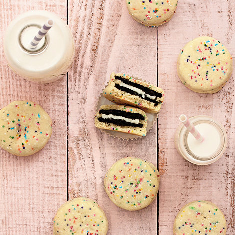 Desserts With Oreo Cookies