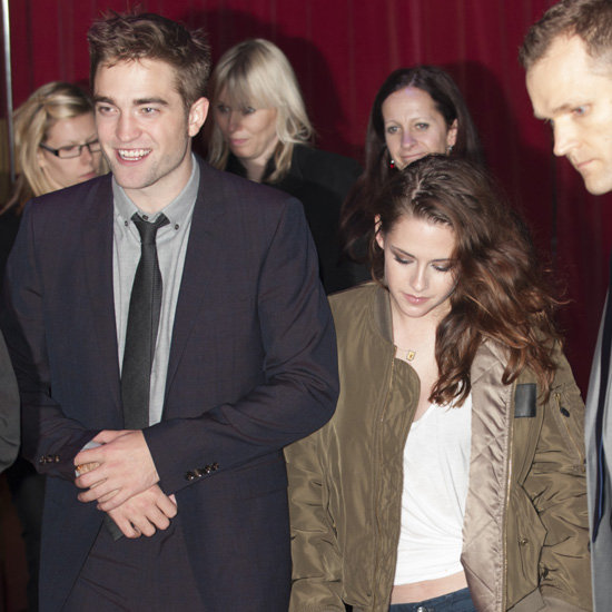 Kristen Stewart and Robert Pattinson Twilight After Party