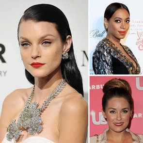 10 Party Season Hair and Makeup Looks