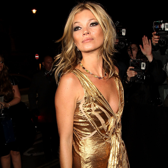 Kate Moss Book Launch Party (Video)