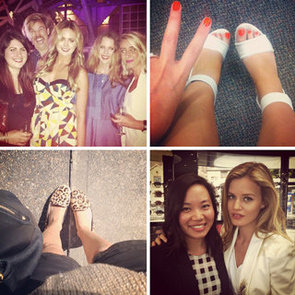 Editors' Instagram Photos: Fashion, Beauty & Celebrities