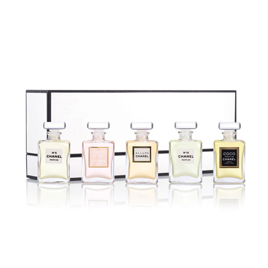 Who wouldn't want to unwrap a box of Chanel? With Chanel's Fragrance Wardrobe ($170), she'll get a lovely selection of the fashion house's signature scents.