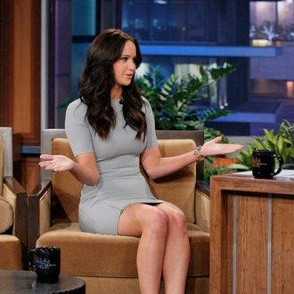 Jennifer Lawrence Interview on Jay Leno