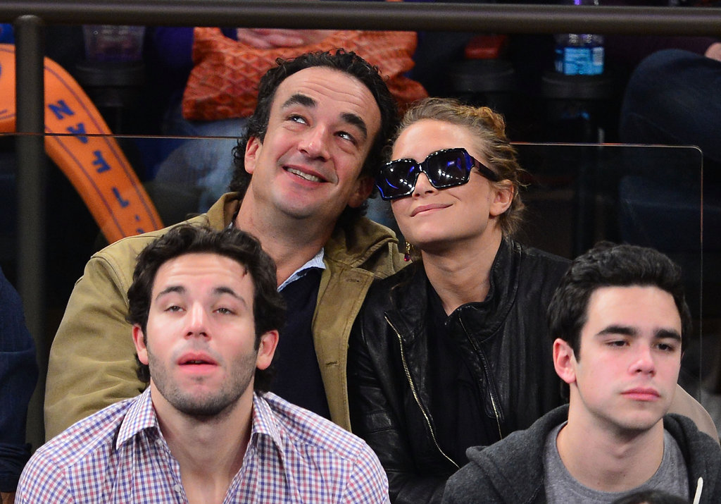 Mary-Kate Olsen and Olivier Sarkozy stepped out together in NYC.