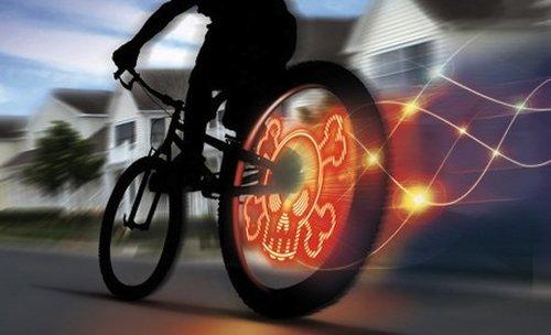 For 8-Year-Olds: Fuze Bike FX Wheel Writer