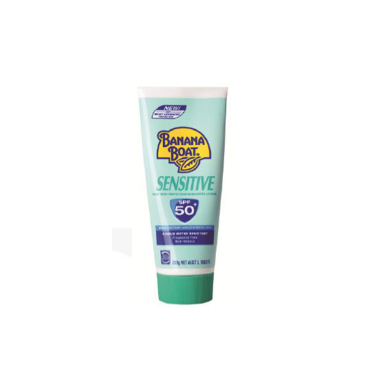 Banana Boat Sensitive SPF 50+, $16.49
