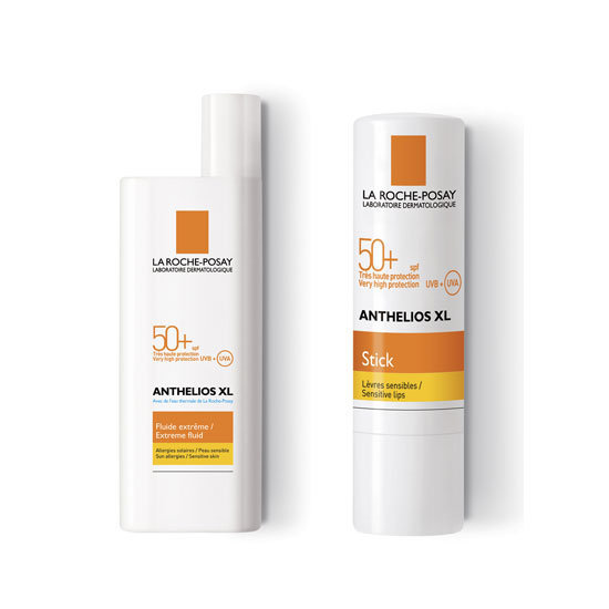 La Roche-Posay Anthelios Fluid and Stick, from $21.95