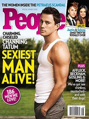 Channing's Very Sexy Year