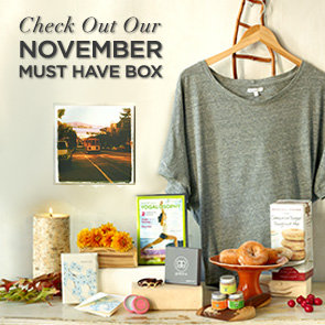PopSugar Must Have Box November Contents