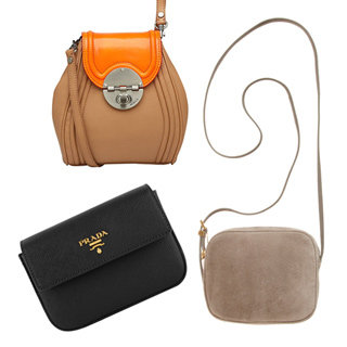 Accessories Trend: Diane Kruger Mini Bags, Clutches & Purses