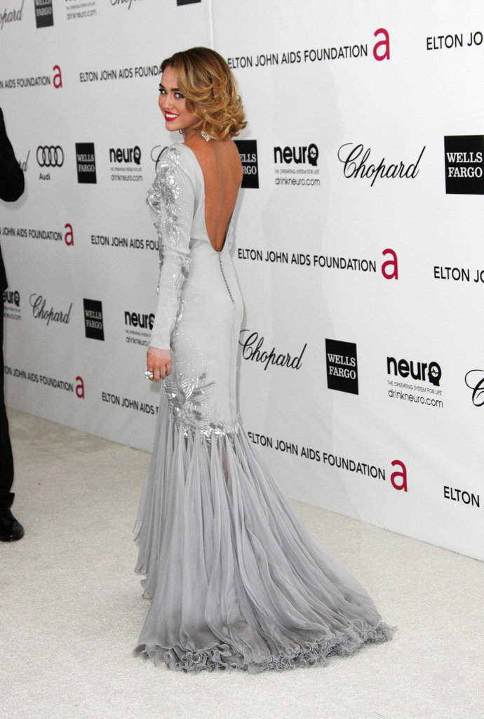 February 2012: Oscars Viewing Party in LA