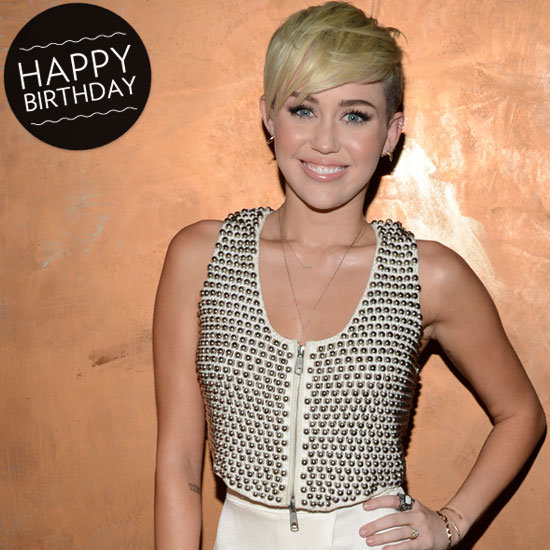 Happy 20th Birthday To Miley Cyrus! See Her Style Evolution: