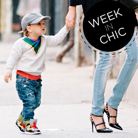 A Week in Chic: Flynn Bloom