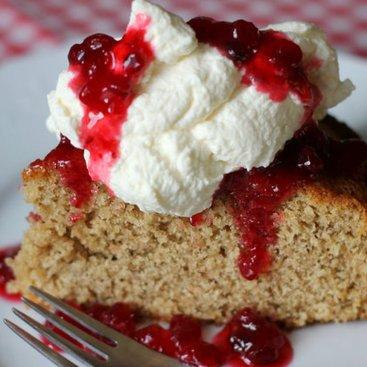 Swedish Spice Cake